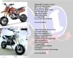 Маркет   Obaldet   Dirt Bike 125cc